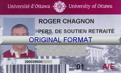 OTTAWA UNIVERSITY DRIVER LICENSE ORIGINAL FORMAT, DESIGN SPECIFICATIONS, NOVELTY SECURITY CARD PROFILES, IDENTITY, NEW SOFTWARE ID SOFTWARE OTTAWA UNIVERSITY driver